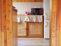 Kuchyň - chata ubytování Buchlovice - Smraďavka