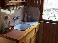 Kuchyň - chata k pronajmutí Buchlovice - Smraďavka