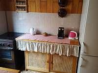 Kuchyn - chata k pronájmu Buchlovice - Smraďavka