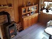 Obývací pokoj - chata k pronajmutí Buchlovice - Smraďavka