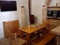 Sklípek Mullerová - chata ubytování Velké Bílovice - 2