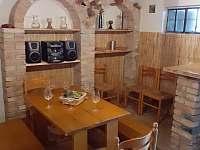 Sklípek Mullerová - chata ubytování Velké Bílovice - 5