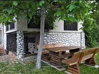 Chata k pronájmu - dovolená Lednicko-Valtický areál rekreace Velké Bílovice