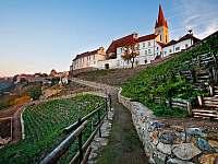 Historické centrum Znojma - 3km z našeho sklepa - ubytování Znojmo - Nový Šaldorf