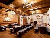 Stylová vinárna v přízemí - ubytování Znojmo - Nový Šaldorf