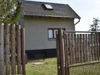Chata v Moravském krásu - ubytování Křtiny