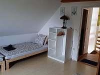Vila Matylda - ložnice 1 - celkem 4 lůžka - Klentnice