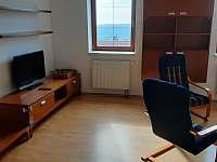 Vila Matylda - obývací pokoj vstup - ubytování Klentnice