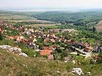 Vila Matylda - pohled z Pálavy - k pronajmutí Klentnice