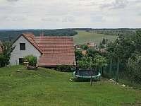 Vila Matylda - zahrada - k pronájmu Klentnice