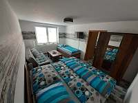 Apartmán LauMar 1 - ložnice - pronájem Bzenec