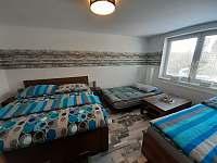 Apartmán LauMar 1 - ložnice - k pronájmu Bzenec