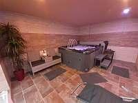 Apartmán LauMar 1 - vířivka - ubytování Bzenec