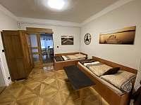 Apartmán 1 - chalupa k pronájmu Bořetice