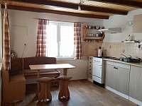 Letní kuchyň - pronájem apartmánu Brod nad Dyjí