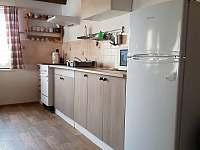 Letní kuchyň - apartmán ubytování Brod nad Dyjí