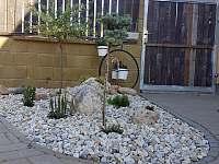 Zahrada - apartmán k pronájmu Brod nad Dyjí