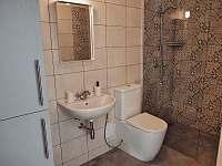 Apartmán 2 - koupelna - k pronajmutí Nový Přerov