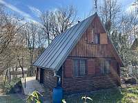 Chata v Bystrci - k pronajmutí Brno - Bystrc