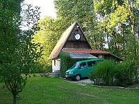 Chata k pronajmutí - zimní dovolená Javorník nad Veličkou