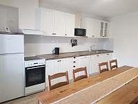 Oblekovice - kuchyň - rekreační dům k pronájmu Znojmo - Oblekovice