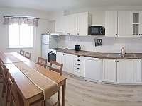 Oblekovice - kuchyň - rekreační dům ubytování Znojmo - Oblekovice