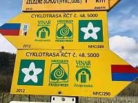 Cyklotrasy - ubytování Znojmo
