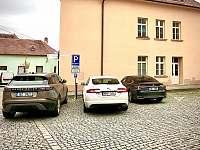 Vyhrazené parkování - Znojmo