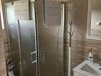 Kryté posezení koupelna - Dyjakovice