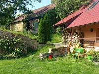 Chalupa k pronajmutí - dovolená Přehrada Koryčany rekreace Kunkovice