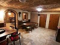Společenská místnost - Penzion Stařa Ubytování Svatobořice-Mistřín,u Kyjova -