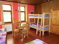 Pokoj 1 - rekreační dům ubytování Rakvice