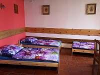Pokoj 1 - rekreační dům k pronajmutí Rakvice