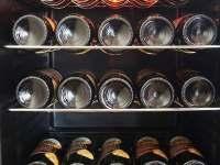 Jídelna - vinotéka s našimi víny - Březí