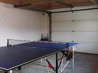 Kolárna a stolní tenis - Březí
