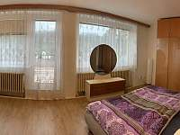 Ložnice 4 - chalupa k pronajmutí Klobouky u Brna
