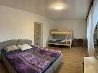 Ložnice 4 - chalupa k pronájmu Klobouky u Brna