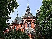 kostel Poštorná s vyhlídkou - apartmán k pronájmu Břeclav