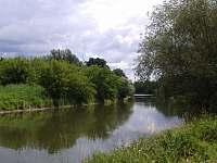řeka Dyje - Břeclav