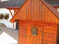 Dětský domeček - chata k pronájmu Starý Hrozenkov