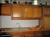 Vybavená kuchyň