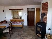 Pokoj pohled 2 - apartmán ubytování Mutěnice