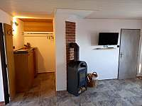 Pokoj pohled 3 - pronájem apartmánu Mutěnice