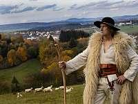 Na podzim se vypásají louky - Valašské Klobouky