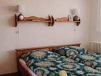 dvojlůžkový pokoj s možností postýlky - Kostice