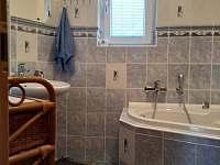 koupelna - apartmán k pronajmutí Mikulov na Moravě