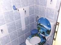 wc - apartmán k pronájmu Mikulov na Moravě