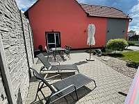 Zahrada - apartmán k pronájmu Břeclav - Poštorná