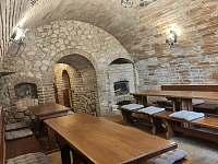 Vinný sklep U Moravských rytířů - ubytování Hlohovec - 4