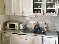 Jezuitský sklípek - kuchyně - chalupa ubytování Vrbice u Břeclavi